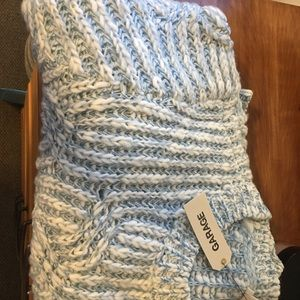 Garage Sweaters - NWT Garage Leah Cropped Sweater